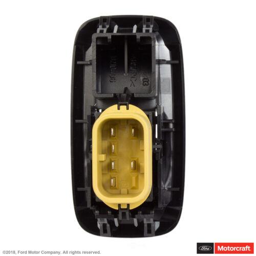 Door Power Window Switch MOTORCRAFT SW-7293 fits 2011 Ford Fiesta