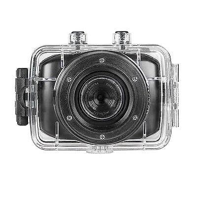 Vivitar Action Cam Underwater Waterproof Digital Camera DVR782HD HD Video Vivitar Digital Cam