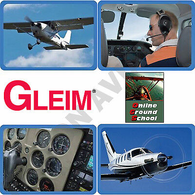 Gleim Online Ground School   Flight Ground Instructor  Cfi   Bgi Agi