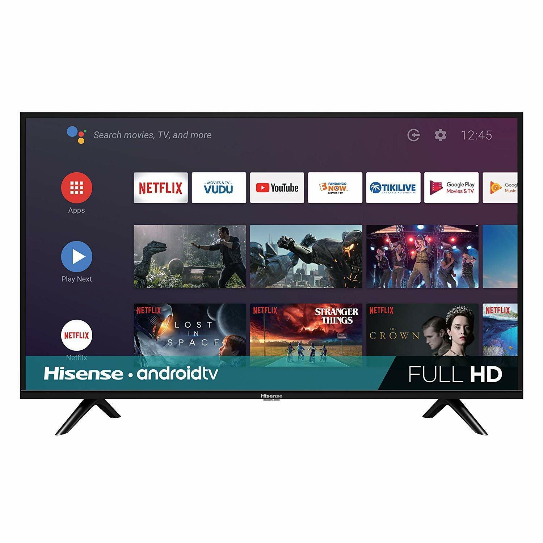 Hisense 40-inch 1080p Full HD Android Smart LED TV – 40H5590F