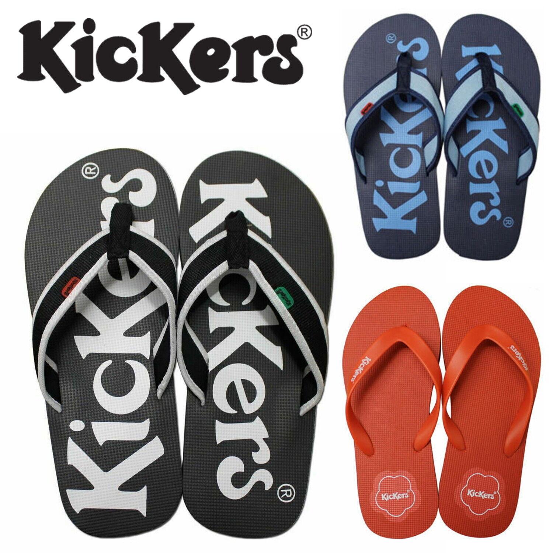 Kids Kickers Unisex Summer Flip Flops