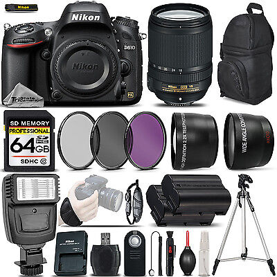 Nikon D610 from eBay