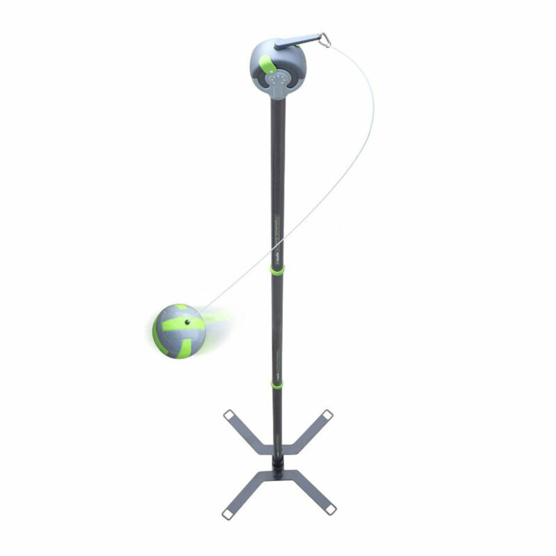 Viva Active Ultimate 2 in 1 Swingball and Tetherball Set with Paddles Included