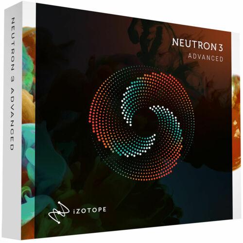 iZotope Neutron 3 Advanced - Genuine License Serial - Digital Delivery