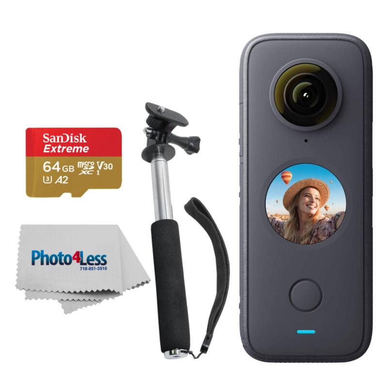 Insta360 ONE X2 Pocket Camera Bundle