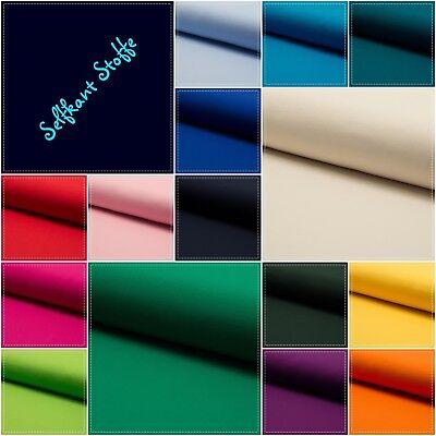 Jersey Baumwolljersey Meterware Uni - verschiedene Farben - ÖKO-Tex Standard 100 ()