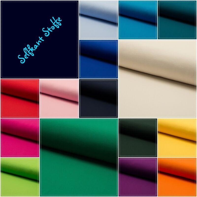 Jersey Baumwolljersey Meterware Uni - verschiedene Farben - ÖKO-Tex Standard 100