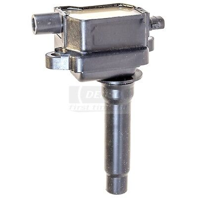 Direct Ignition Coil-Coil on Plug DENSO 673-5301