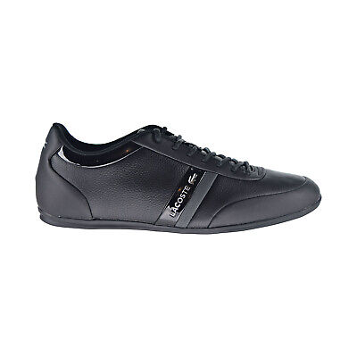Lacoste Storda Sport 419 1 U CMA Men's Shoes Black-Dark Grey 7-38CMA0111-237
