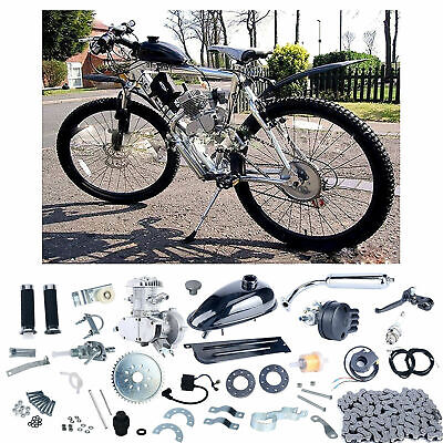 High Quality 80cc 2 Stroke Bicycle Engine Kit Gas Motorized Bike Motor