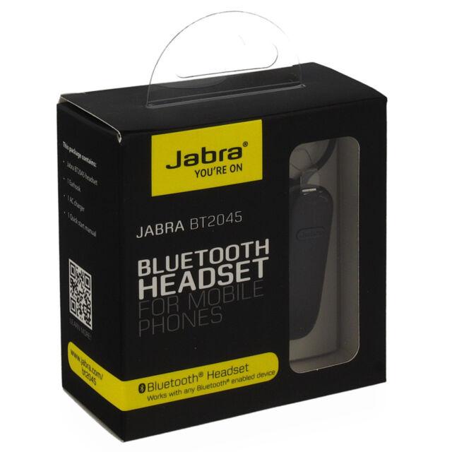 Original JABRA BUSINESS Bluetooth Bügel Headset für Samsung Galaxy A3 A5 & A7