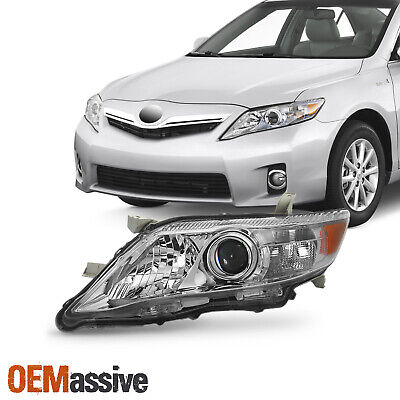 Fits 10-11 Toyota Camry LE XLE [US Built Model]Driver Side Headlight Replacement Camry Le Xle Headlamp Headlight
