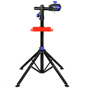 Adjustable&Foldable Bike Bicycle Maintenance Mechanic Repair Stand Workstand