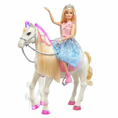 Barbie GML79 Princess Adventure Prance & Shimmer Horse
