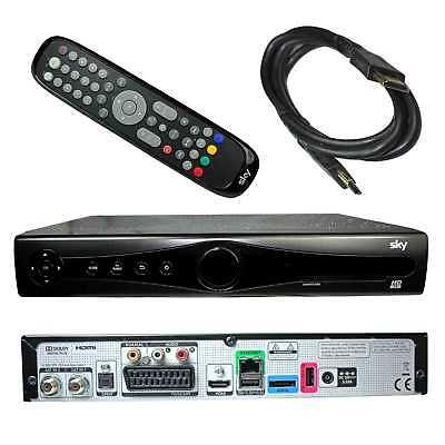 Humax Sat Twin Receiver FAN PVR PR-3000 HD4 V13 V14 SKY Full HD TOP