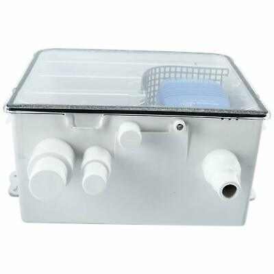 Shower Sump System Pump 12V 750GPH Boat Marine Shower Sump Pump Drain Kit System ()
