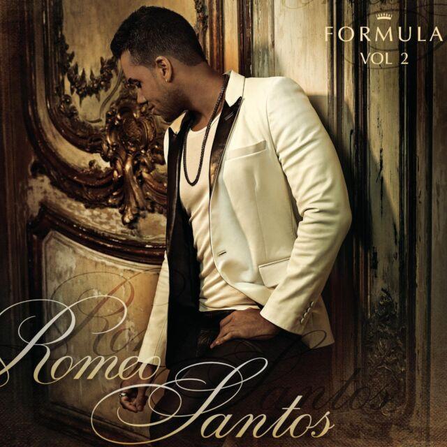 ROMEO SANTOS - FORMULA 2 (CD) Sealed
