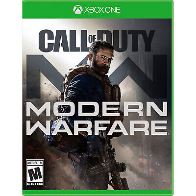 Call of Duty: Modern Warfare Xbox One [Factory Refurbished]