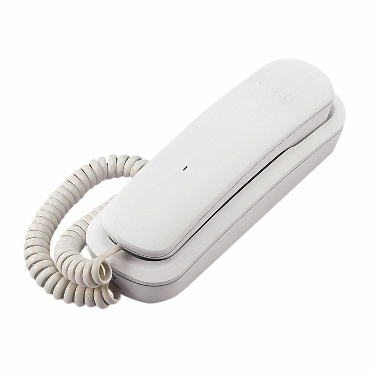 Vtech Trimline  Corded Telephone Home Trimstyle Phone Handset  White