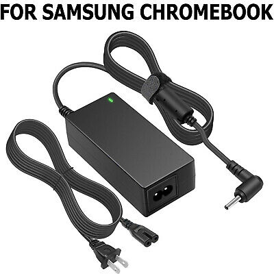 """40W 12V 3.33A 2.2A Ac Laptop Charger for Samsung 11.6"""" Chromebook Xe503c32 for sale  Shipping to India"""