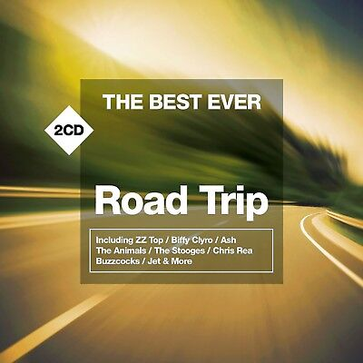 BEST EVER:ROAD TRIP,THE 2 CD NEW+