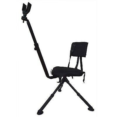 Benchmaster Ground Hunting & Shooting Chair BMGBHSC