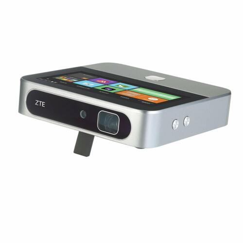 """ZTE MF97G Spro 2 Android Smart Projector 5"""" Touch LCD Wifi/Bluetooth/USB/HDMI"""