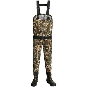 New cabelas chest waders insulated cordura size regular 11 for Cabelas fishing waders
