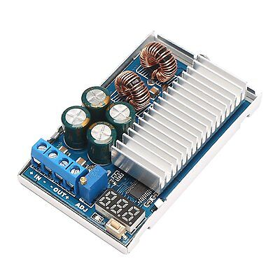 1pcs 5a80w Dc-dc Automatic Lifting Buck-boost Regulator 3.330v To 133v 5v12v
