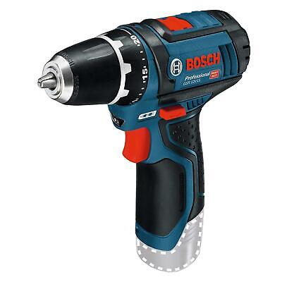 NEW BOSCH PROFESSIONAL  GSR 12 V-15 CORDLESS DRILL DRIVER (NO BATTERY/CHARGER)
