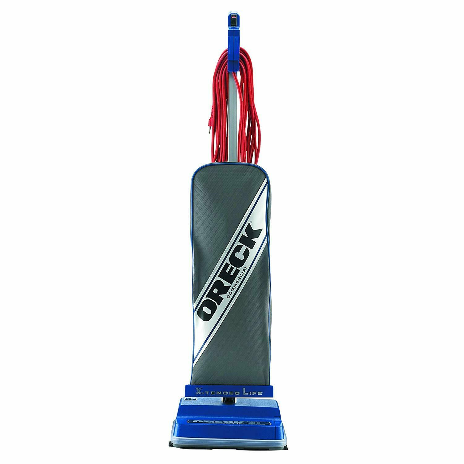 Oreck XL Commercial Upright Bagged Multi Floor Vacuum Cleane