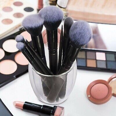 Anjou Brochas Maquillaje Profesional 8 Piezas, Set Brochas de Maquillaje 100%