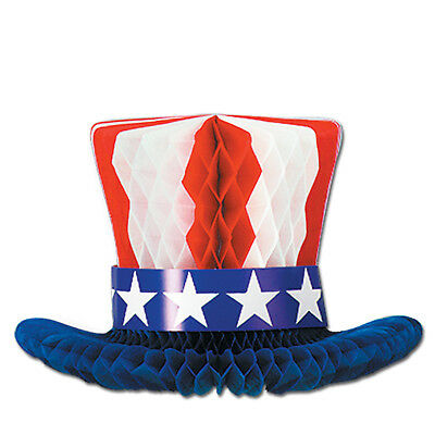 4th of July Election PATRIOTIC Party Table Decoration TISSUE 12