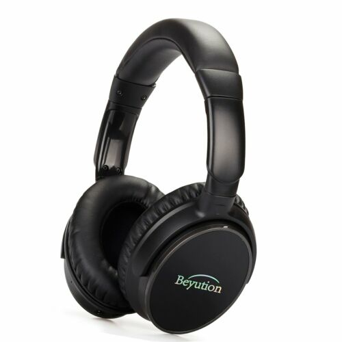 Beyution Active Noise Cancelling Bluetooth Headphones Over-E