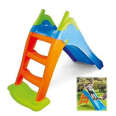 Kinderrutsche Kinder Meine Erste Rutsche Spielzeug Babyrutsche Gartenrutsche NEU