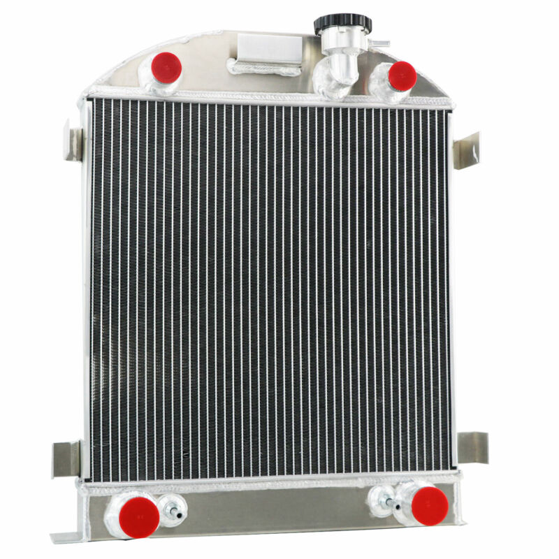 aluminum radiator Fit Ford model A 1928 1929 Newly-improved NO COOLANT LOST