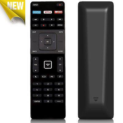 New Controller for Vizio Remote XRT122 Smart TV E55C1 D39HD0 E43-C2 E65C3 E32HC1
