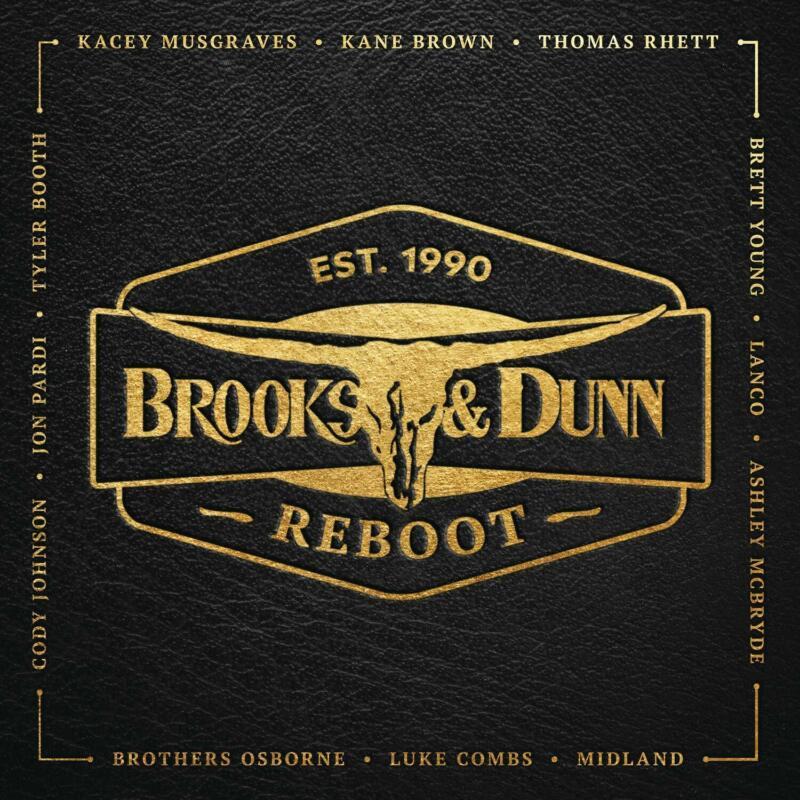 Brooks And Dunn - Reboot [cd]