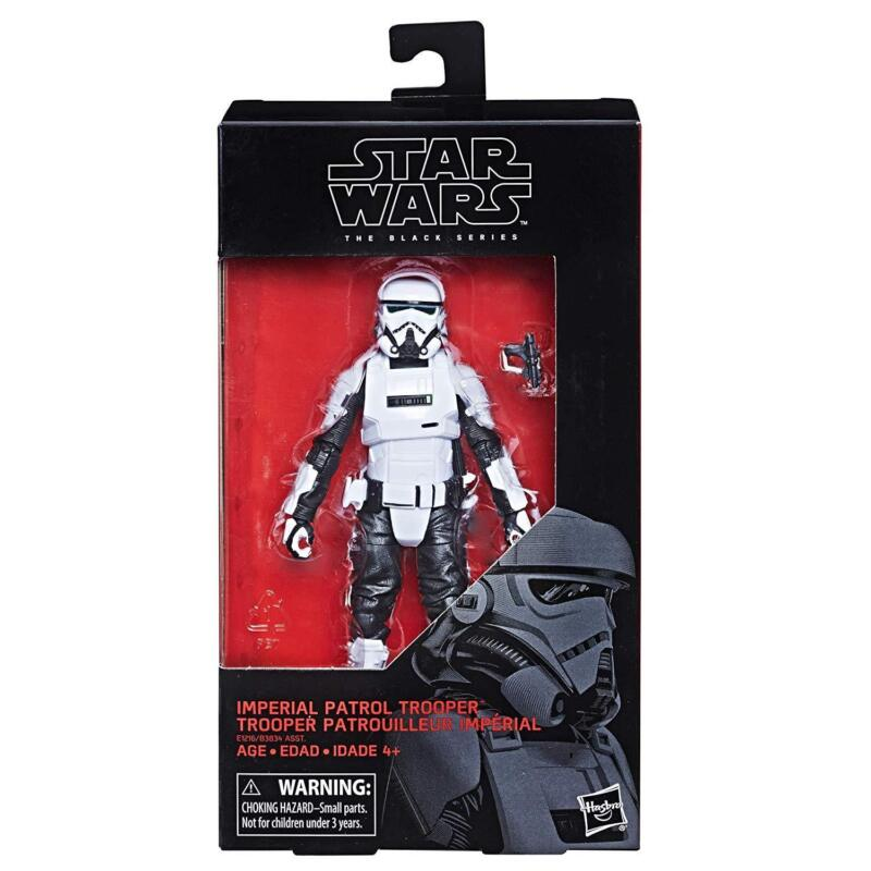 """In STOCK Star Wars Black Series """"Imperial Patrol Trooper #72"""" Action Figure"""