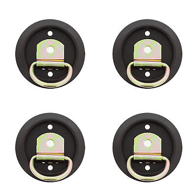 ABN | D Ring Tie Down Anchor Set – 4 PK D Ring Style Mounting Ring, 1200 LB for sale  Sioux Falls
