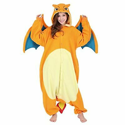 Pokemon fleece costume Charizard / haloween cloth