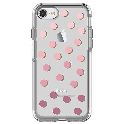 Otterbox Symmetry Clear Series Case For Iphone 8   Iphone 7  Save Me A Spot