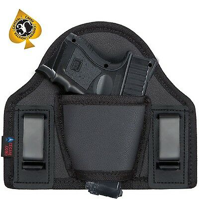 KAHR CM9 CONCEAL CONCEAL CARRY COMFORT HOLSTER (IWB) BY ACE CASE - USA MADE for sale  Shipping to Canada
