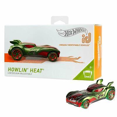 Hot Wheels id - FXB08 iD Howlin' Heat - BRAND NEW IN SEALED BOX