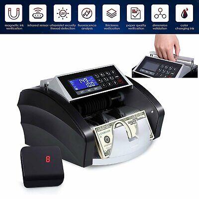 Money Counter Wuvmgirddmt Multi Counterfeit Detection Bill Count Machine Us