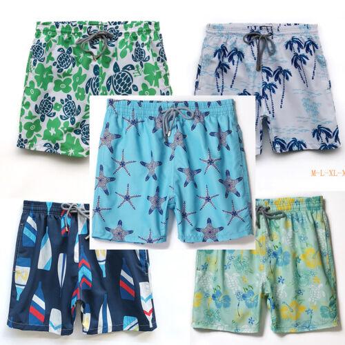 Vilebrequin short Moorea Men Varied Swimwear Board Shorts