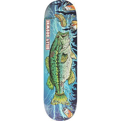 "All I Need Skateboards Billy Bass Skateboard Deck - 8.3"" x 32"""