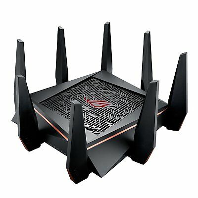 ASUS ROG Rapture GT-AC5300 tri-band gaming router - Best solution for VR