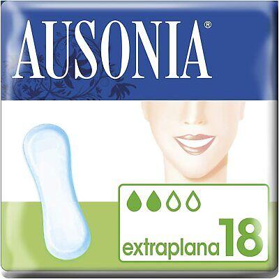 Ausonia Clásica Extraplana Compresas Sin Alas 18u - Ausonia