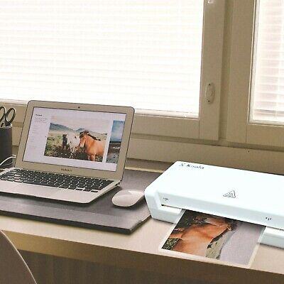"""KOALA 110V 13"""" Thermal Laminator Machine Laminating Hot Seal Office Home A4 A3+"""